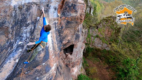 J'irai Grimper Chez Vous© #2 camp 3 – Les Vosges du Nord