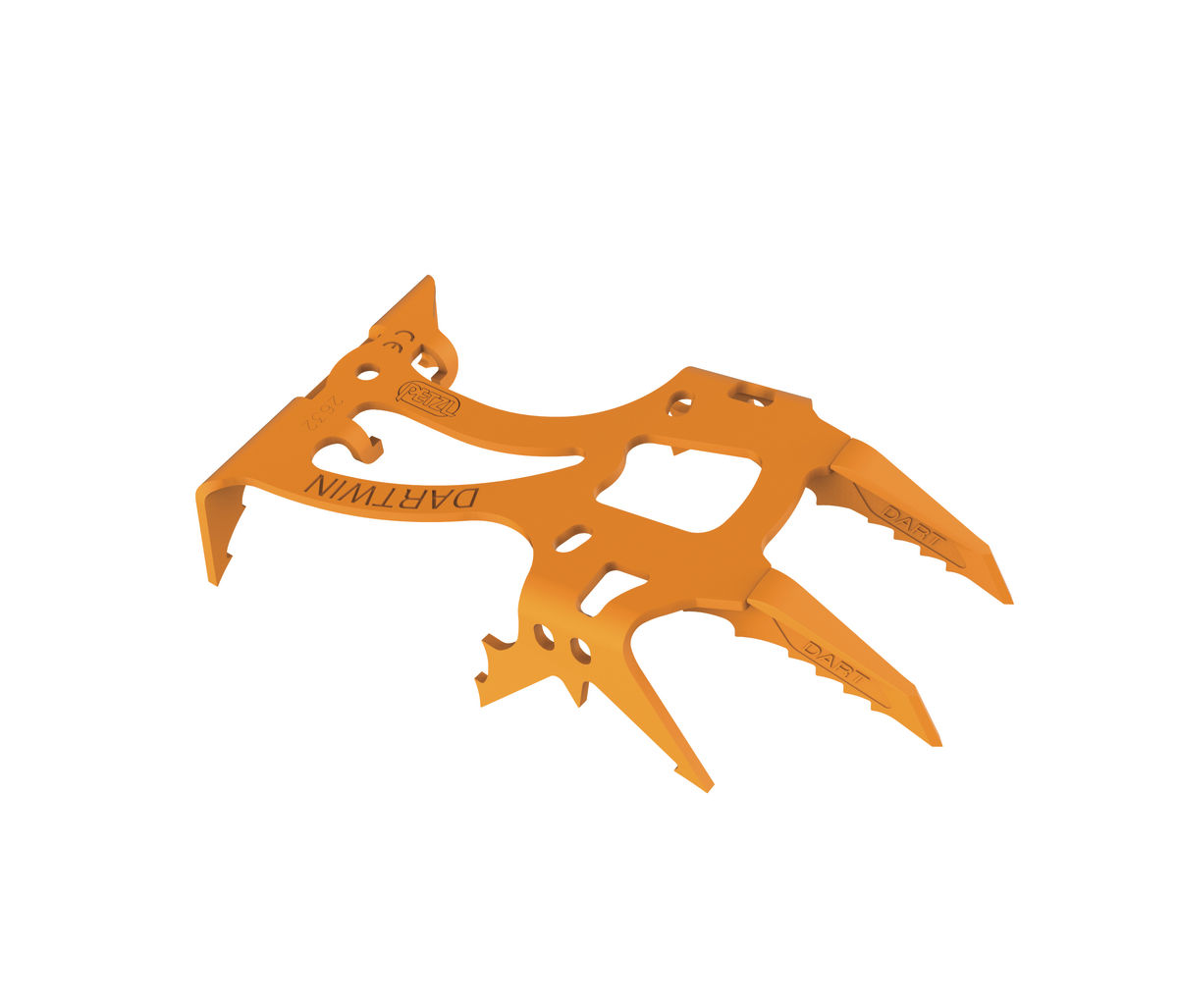 DARTWIN crampon front sections