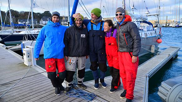Maewan Adventure Base, Lionel Daudet raconte la première étape en Islande