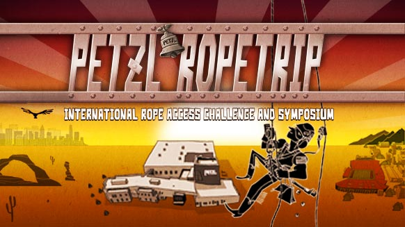 Petzl RopeTrip 2016: En route for the USA