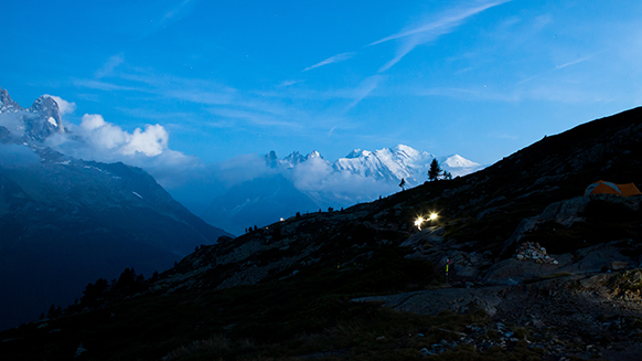 So, what headlamp will you wear to run the UTMB®?
