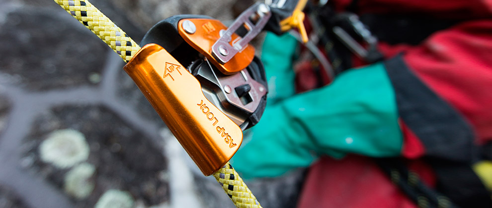 Mobile fall-arrest device - Petzl USA | Tactical