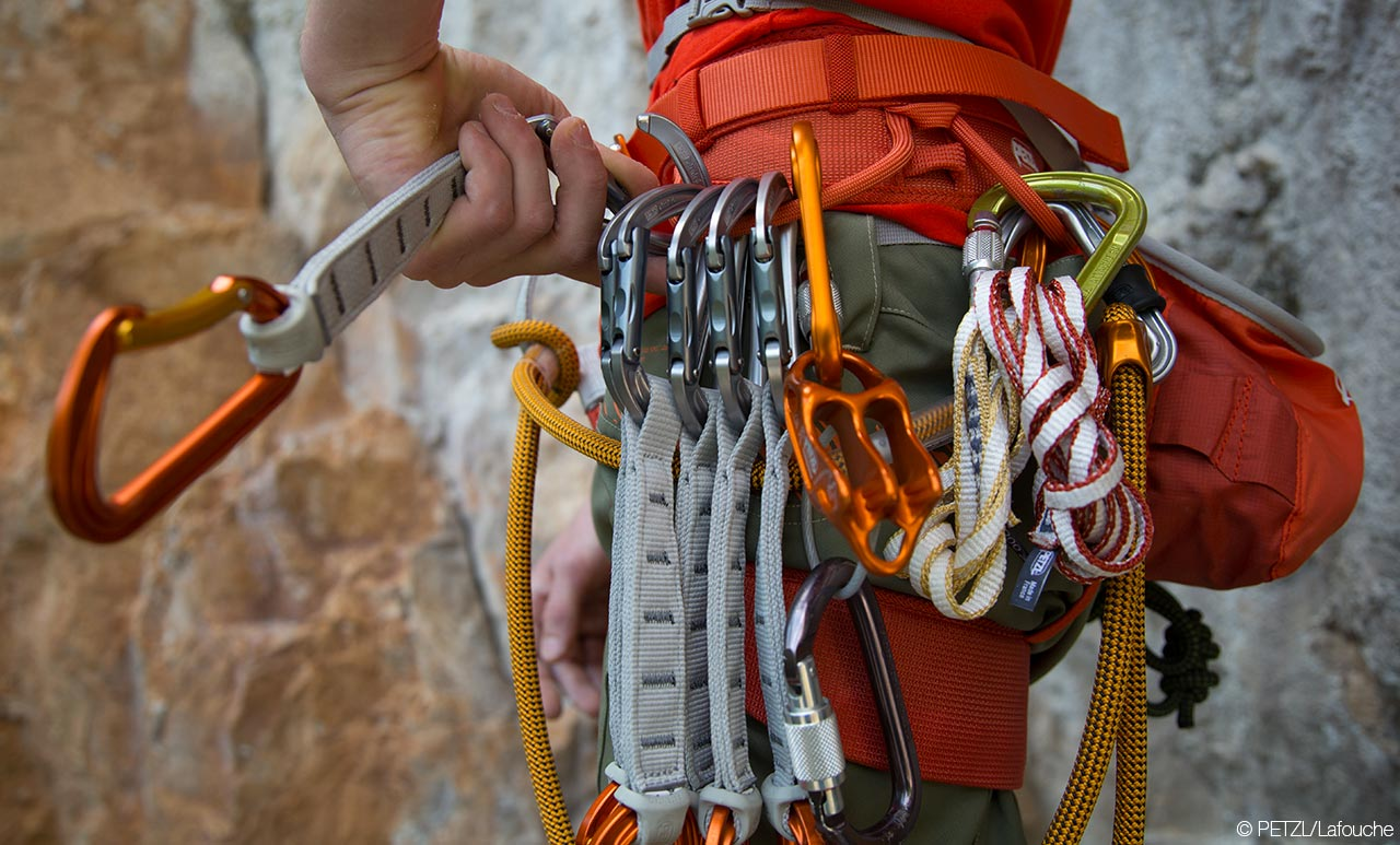 News Petzl Tips And Techniques For Multi Pitch Climbing Petzl Usa