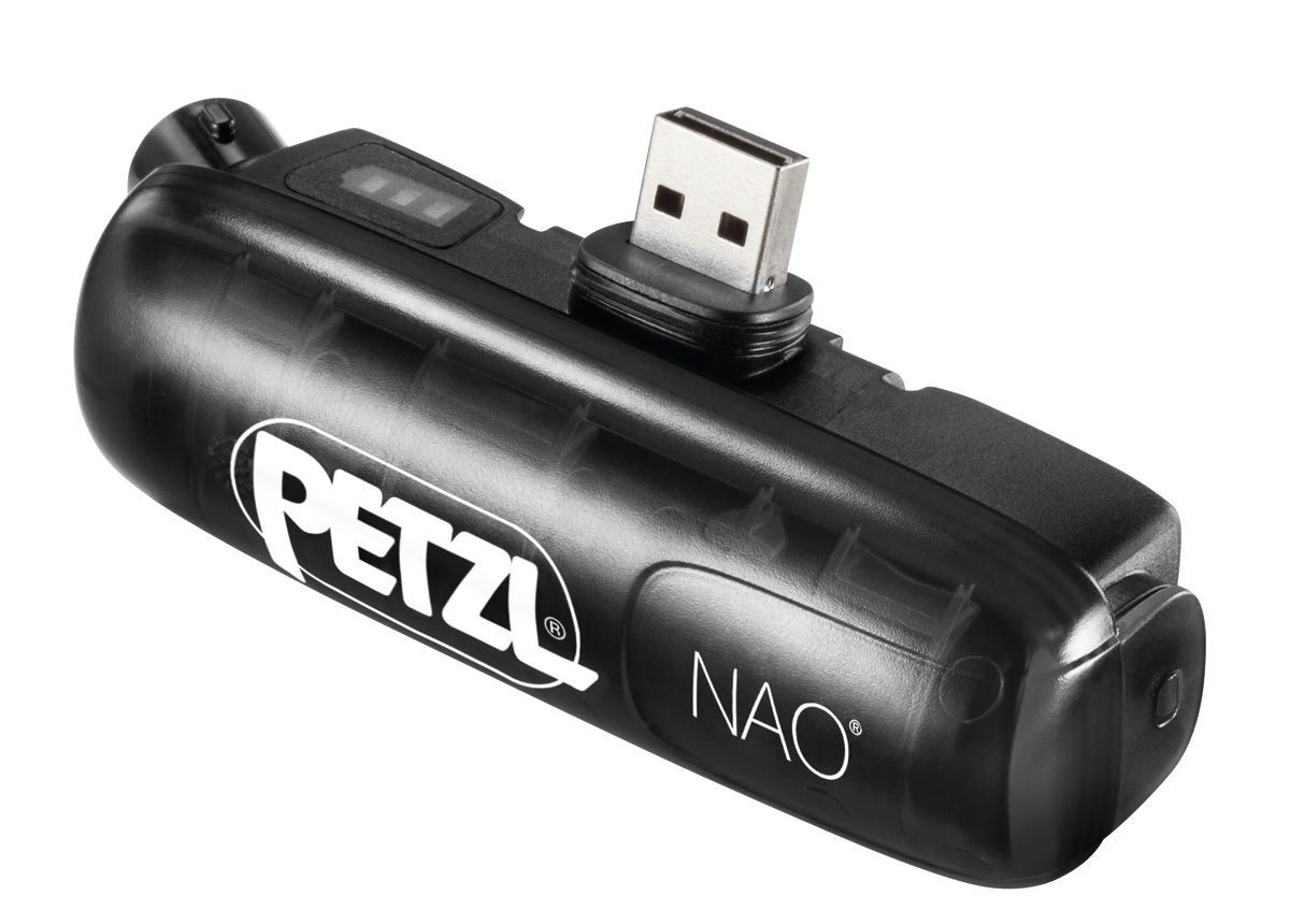Accu Nao Lampes Frontales Performance Petzl Luxembourg