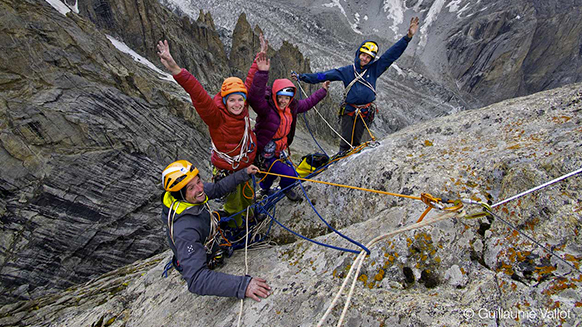 Climbing in the forbidden valleys of Pakistan