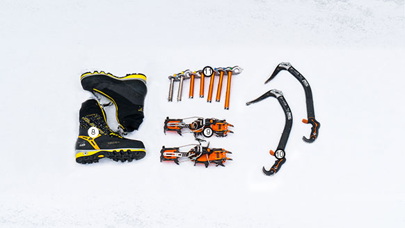How To Build Your Ice Climbing Kit
