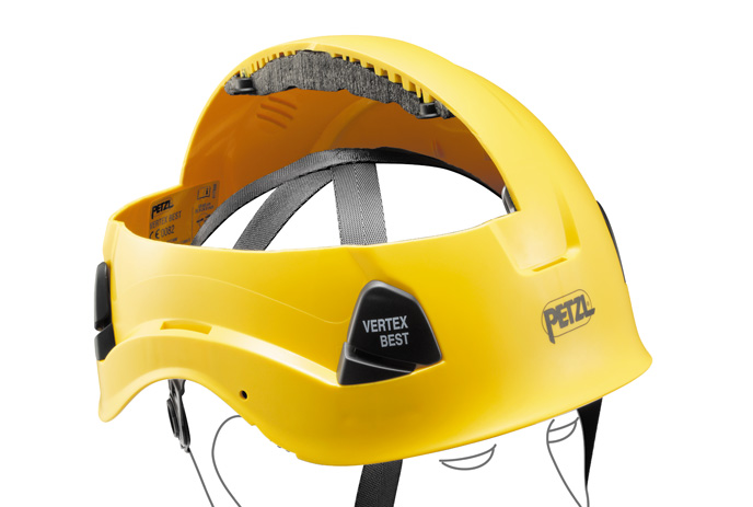 Comfortable helmet construction