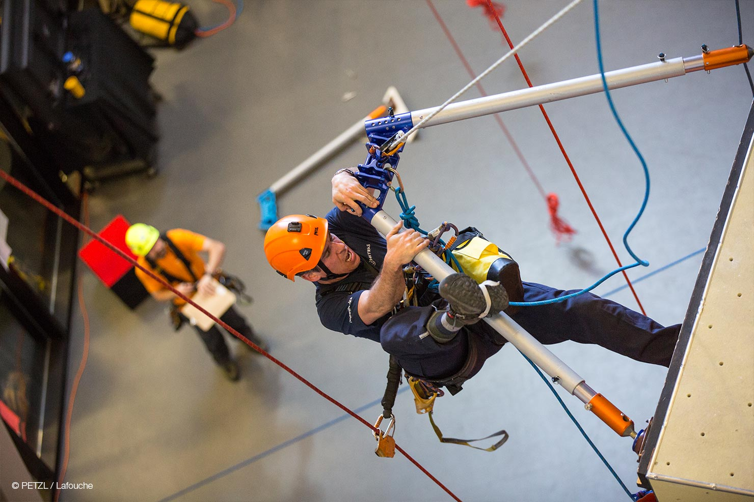 Petzl RopeTrip 2016, Salt Lake City - USA © Lafouche