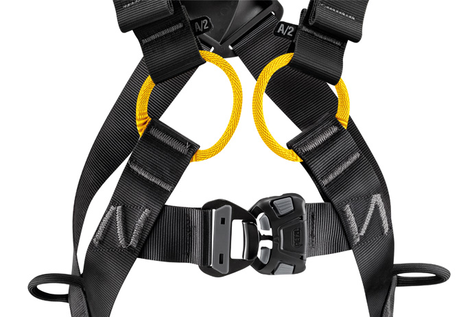 Harness is easy to open and close