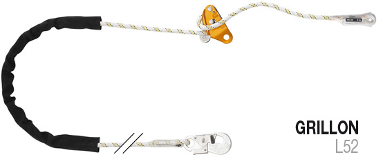 GRILLON double lanyard (L52)