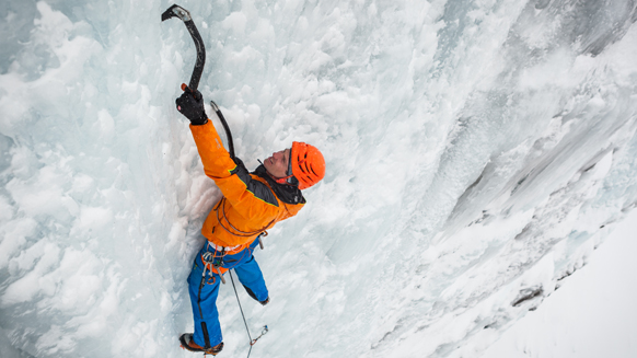 Becoming an Ice Climber