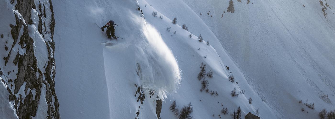 Skiing: