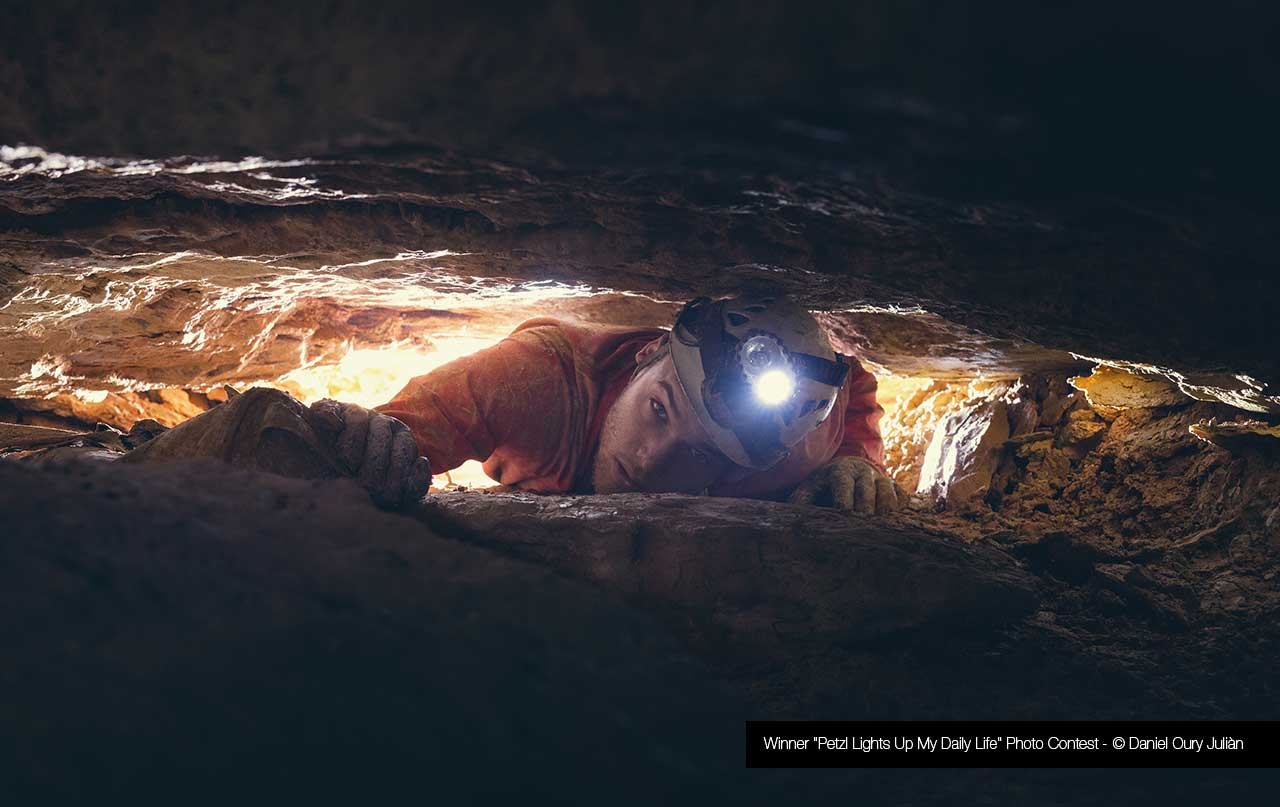 "Here are the ten finalists from the ""Petzl Lights Up My Daily Life"" Photo Contest."