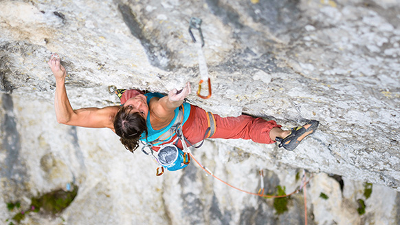Climbing through the eyes of Nina Caprez – Instagram Takeover