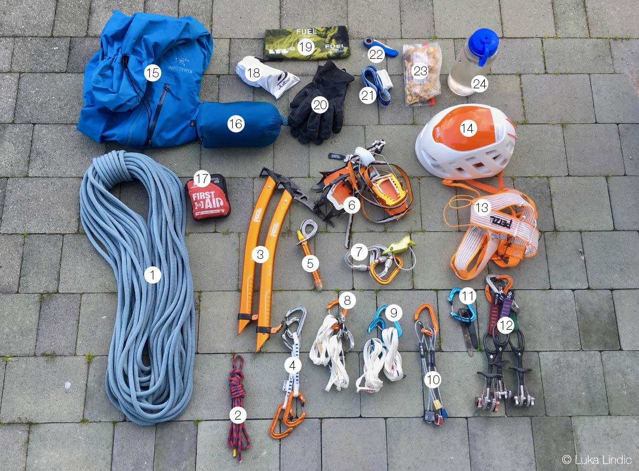 Petzl Klettergurt Altitude : Petzl nachrichten was packt ein leichtgewicht alpinist für eine