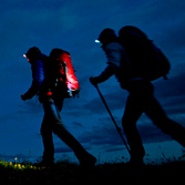 Backpacking and trekking