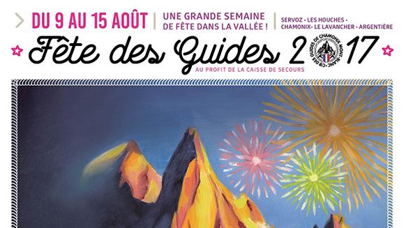 La Fête des Guides 2017 à Chamonix