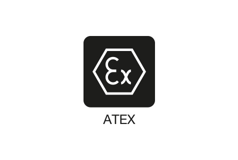 ATEX certified lamps for use in hazardous areas