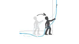 Tecniche corrette per assicurare un arrampicatore da primo