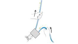 Tecnica universale per utilizzare correttamente un dispositivo di assicurazione