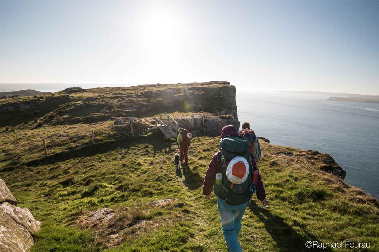 News Petzl Climbing In Northern Ireland Fair Head